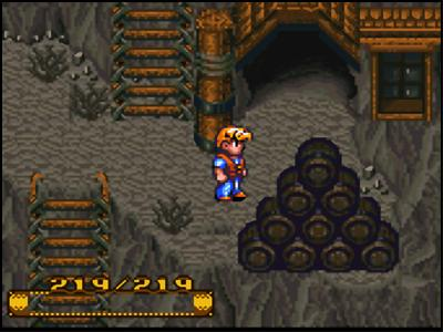 Secret of Evermore (1995, Snes, submitted by Cl0cK*)