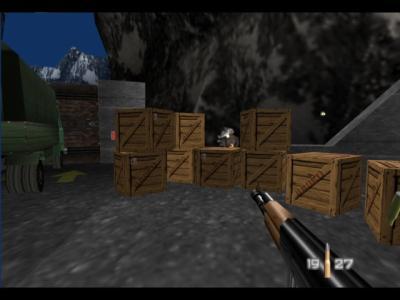 Goldeneye (1997, Nintendo 64,
